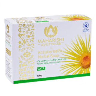 Vata Herbal Soap Maharishi, 100 g