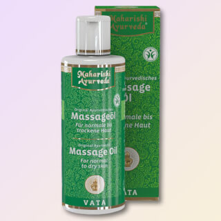 Vata-Massageöl Maharishi BDIH, 200 ml