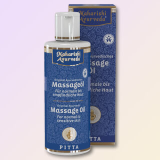 Pitta-Massageöl Maharishi BDIH, 200 ml