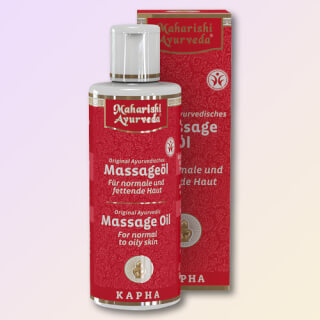 Kapha Massage Oil Maharishi BDIH, 200 ml