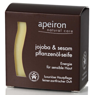 Jojoba & Sesame Natural Herbal Oil Soap Auromére, 100 g
