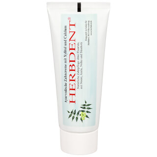 Herbdent ayurvedic toothpaste with Xylitol, 80 ml