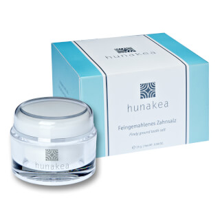Tooth Powder Hunakea, 25 g (glass jar)