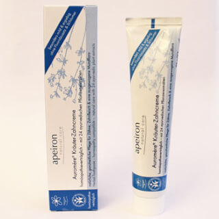 Auromère® Herbal Toothpaste HPV, 75 ml