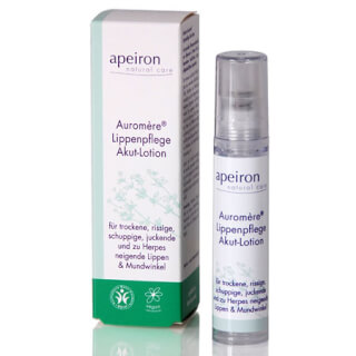 Lip Care Acute Lotion Auromère BDIH, 10 ml