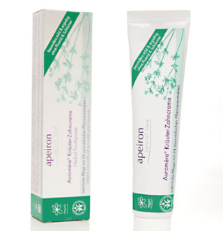 Auromere Herbal Toothpaste Classic, 75 ml
