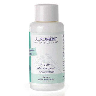 Auromère Mouthwash concentrate, 100 ml