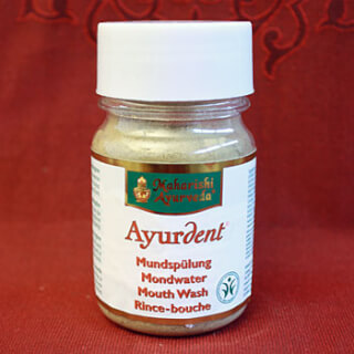 Ayurdent Mouth Wash Powder, 50 g