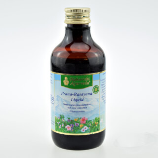 Prana Rasayana Liquid, 200 ml (Sirop)
