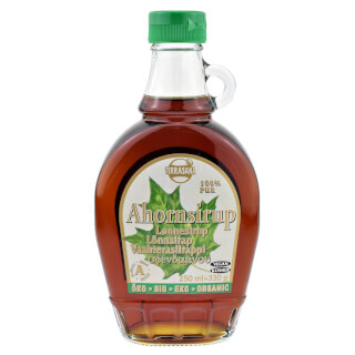 Maple Syrup Terrasana (Grade A) organic, 250 ml