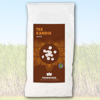 Ayurveda Tee-Kandis Fair Trade, 400 g