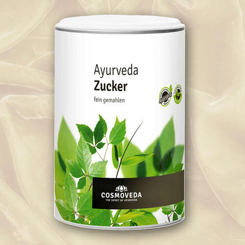Ayurveda Zucker Cosmoveda, Fair Trade, 200 g