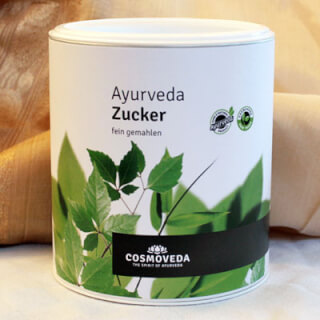 Ayurveda Zucker Cosmoveda, Fair Trade, 400 g