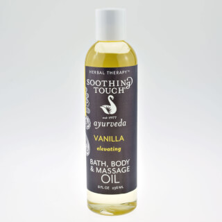 Vanilla Body Spa Oil, 236 ml