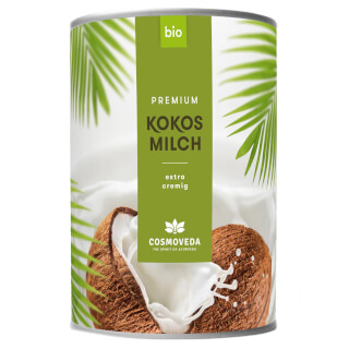 Coconut Milk Cosmoveda organic, 400 ml