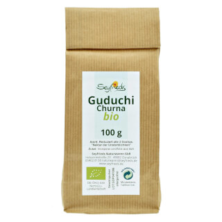 Guduchi Churna bio, Seyfried (100 g | 1 kg)