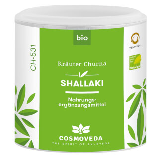 Shallaki Churna, Indian Olibanum organic, 100 g