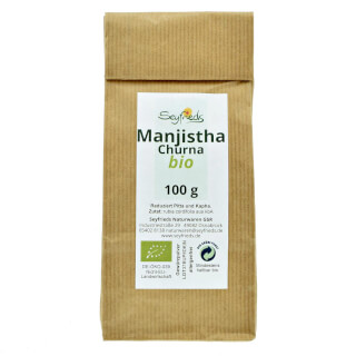 Manjistha Churna bio, Seyfried (100 g | 250 g)