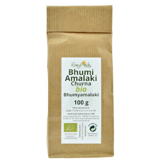 Bhumi Amalaki Churna bio, 100 g (Seyfried)