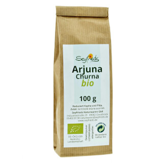 Arjuna Churna bio, Seyfried (100 g | 1 kg)