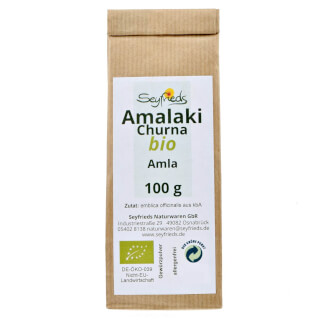 Amalaki Churna (Amla) Bio (Seyfried)