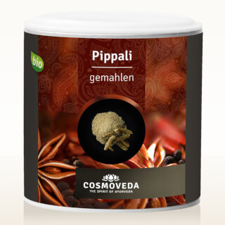 Pippali long pepper ground, organic, 100 g