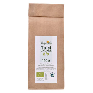Tulsi Churna bio, 100 g (Seyfried)