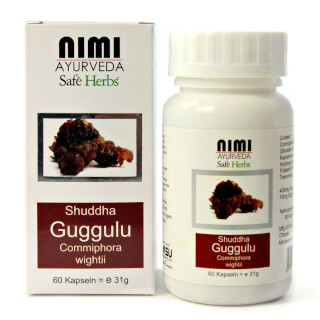 Guggul Extract, 60 capsules (31 g)