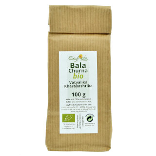 Bala Indian Mallow Churna organic, 100 g