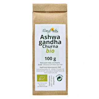 Ashwagandha Churna Bio (Seyfried)