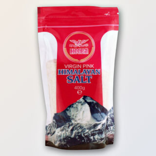 Heera Virgin Pink Salt, region Himalaya, ground