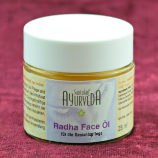 Radha Face Oil Santulan, 25 ml
