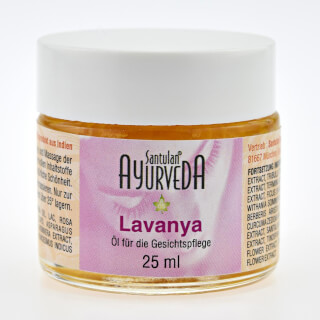 Lavanya Oil with Rose, Santulan, 25 ml