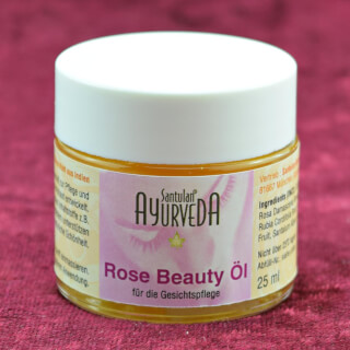 Rose Beauty Oil from Santulan, 25ml