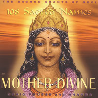 108 Sacred Names of Mother Divine CD