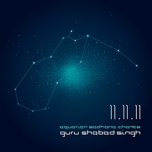 11.11.11 Aquarian Sadhana Chants - Guru Shabad Singh CD