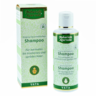 Vata Herbal Shampoo Maharishi BDIH, 200 ml