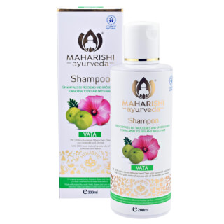 Vata Herbal Shampoo Maharishi, 200 ml