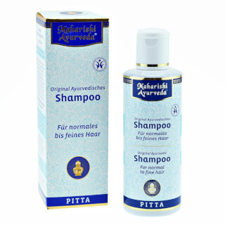 Pitta Herbal Shampoo Maharishi BDIH, 200 ml