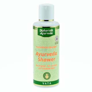 Ayurveda Shower VATA gel douche Maharishi, 200 ml