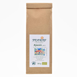 Ajowan seeds (Ajwain whole) organic