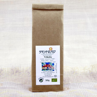 Trikatu organic, ground, 50 g