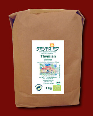 Thyme Bio, 1 kg large pack