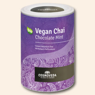 Organic Instant Chai Vegan - Chocolate Mint, 200 g