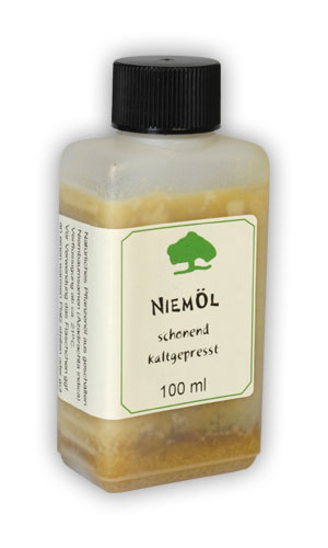 Neem Oil cold pressed, 100 ml
