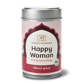 Happy Woman organic spice mixture, 50 g