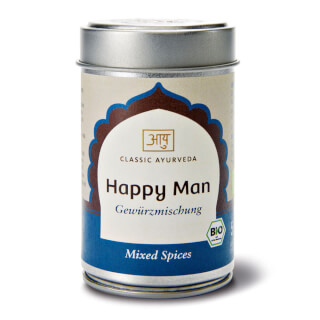 Happy Man mélange d'épices, bio, 50 g
