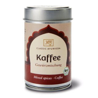 Spice mixture for Coffee, organic, 50 g
