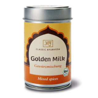 Golden Milk organic spice blend, 50 g