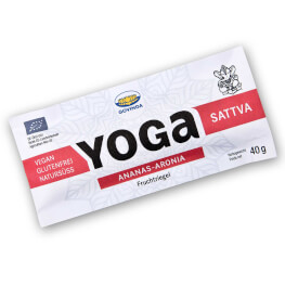 NEW: Govinda Organic Yoga Bars